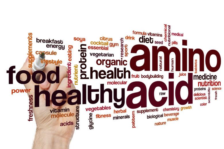 20種類のアミノ酸