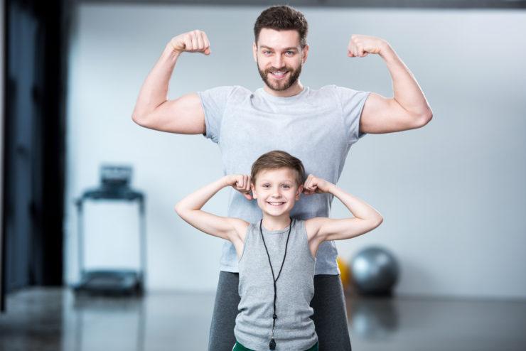 亜鉛で筋肉増量