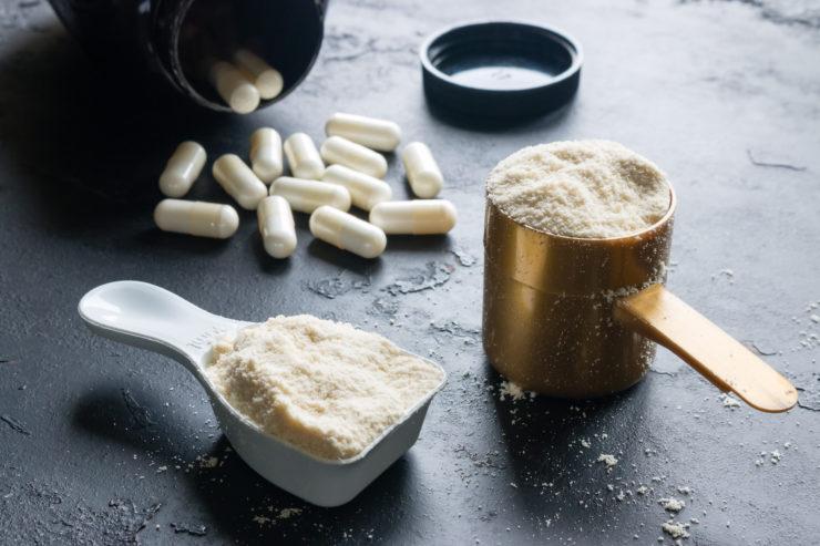 プロテインとタンパク質