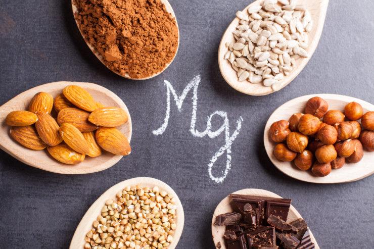 マグネシウムが含まれている食品