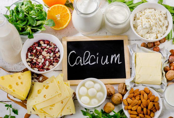 カルシウムが含まれる食品