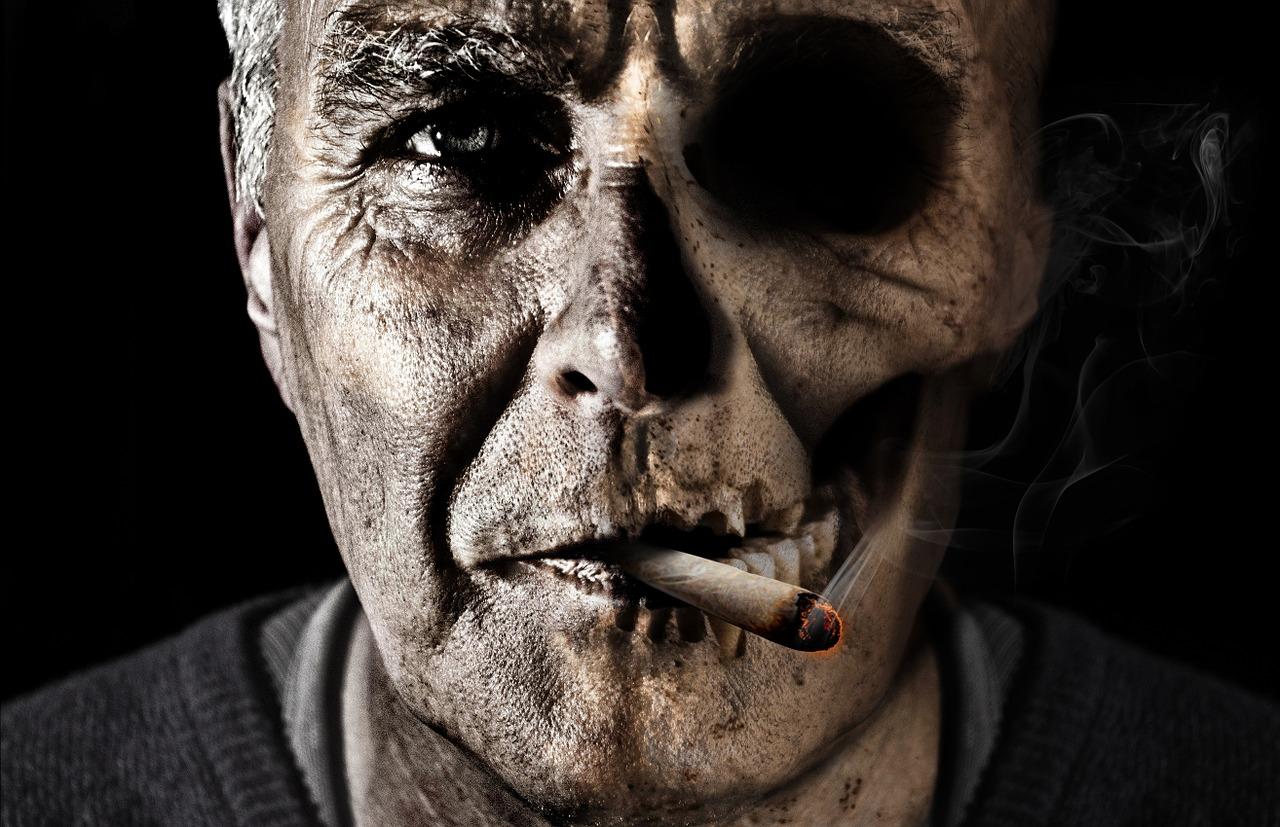 タバコと筋トレ