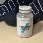L-カルニチンのサプリ
